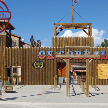 Parc Attraction OK Corral